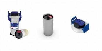 PURITY CLEAN EXTRA Kleine Glassülmaschine (vollständige Demineralisierung)