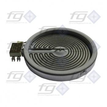 10.58116.006 E.G.O. HiLight radiant-heater
