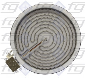 10.51113.038 E.G.O. HiLight radiant heater
