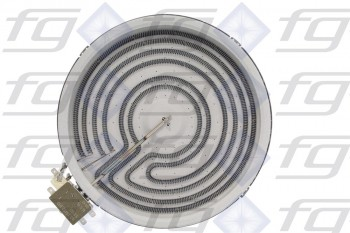 10.71631.004 E.G.O. Strahlungsheizkörper Einkreis