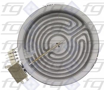 10.78431.004 E.G.O. Strahlungsheizkörper Einskreis