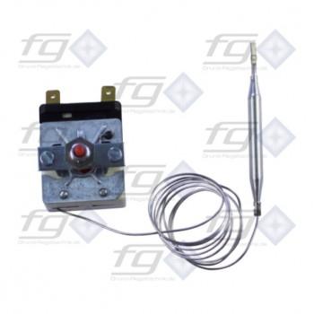 55.13512.190 E.G.O Safety Thermostat 1 - poles - 90°C