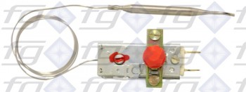 55.14549.804 E.G.O. safety thermostat 1-pole