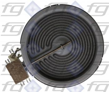 10.54116.006 E.G.O. Hilight-Strahlungsheizkörper