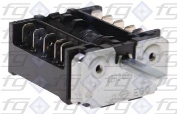 42.02400.003 E.G.O. Cam switch 4-pole