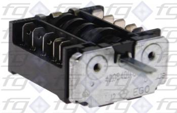 42.08400.008 E.G.O. Cam switch 4-pole