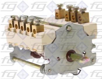 43.27232.100 E.G.O Cam switch 2-pole