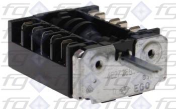 46.27266.500 E.G.O. oven switch