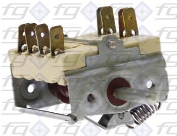 49.27015.500 E.G.O. cam switch 2-pole