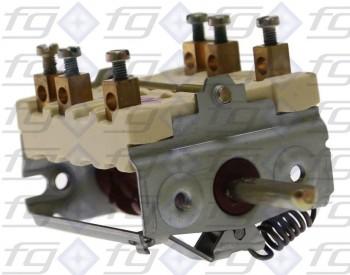 49.32015.000 E.G.O. Rotary cam switch 3 -pole