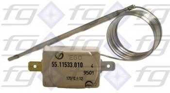 55.11533.010 EGO safety thermostat 1-pole