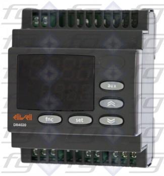 Universalregler Eliwell DR4020 V/I/Pt100