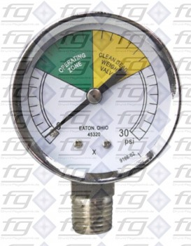 Henny Penny Manometer für Fritteuse