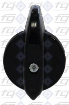 Knebel Schalter schwarz