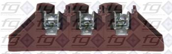 Netzanschlussklemme 3-polig
