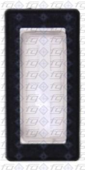 PVC cap for rocker switch