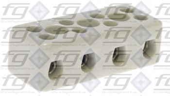Porzellanklemme 4-polig