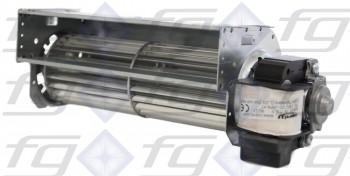 Querstromlüfter Typ FFL180/20-1RFN HT