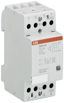 Installationsschütz ESB24-40-230AC/DC