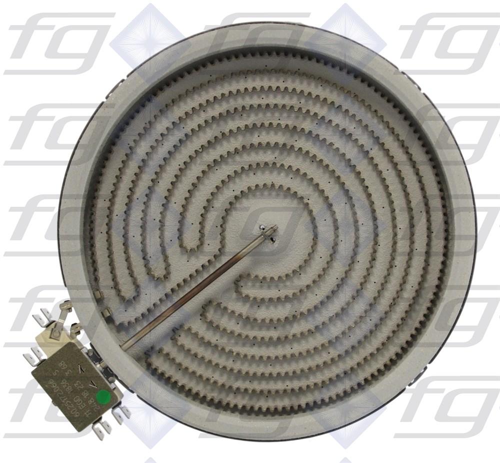 10 51113 004 E G O Hilight Strahlungsheizkorper 2300w 230v