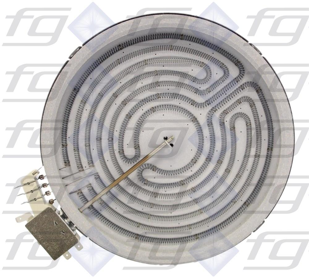 10 71431 004 E G O Strahlungsheizkorper 2100w 230v