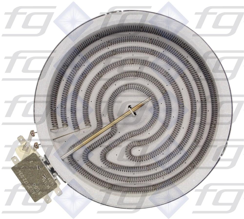 10 78631 004 E G O Strahlungsheizkorper 1700w 230v