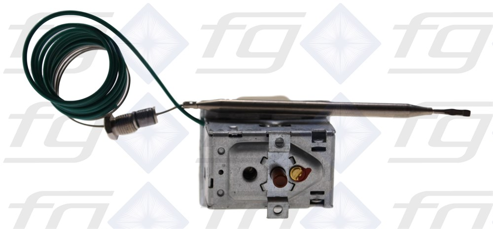 HIGH LIMIT SAFETY THERMOSTAT 200°C CONTACT TYPE FOR DISHWASHER OR GLASSWASHER