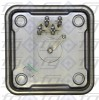 11.22454.237 E.G.O. Electrical-Hot-Plate with protector