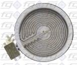 10.54111.004 E.G.O.Single circuit  HiLight radiant heater