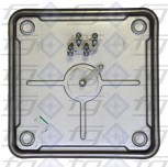 11.33454.249 E.G.O. Electrical-Hot-Plate with protector