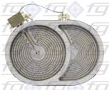 10.57411.604 E.G.O. HiLight radiant heater
