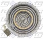 10.71261.004 E.G.O. Strahlungsheizkörper  Zweikreis