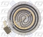 10.78661.004 E.G.O.  Strahlungsheizkörper Zweikreis