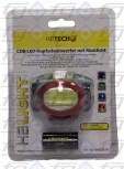 COB-LED Kopfscheinwerfer mit Rücklicht