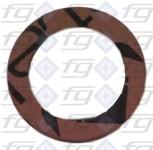 flat gasket fibre