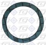Flat seal fiber diameter 60mm