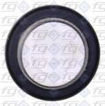 PVC cap for pushbutton switch