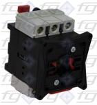 Switch block Schneider 3-pole