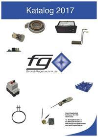 Grund-Regeltechnik Katalog